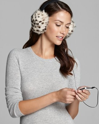 Bodhi Fur Audio Earmuffs