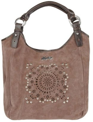Replay Large leather bag