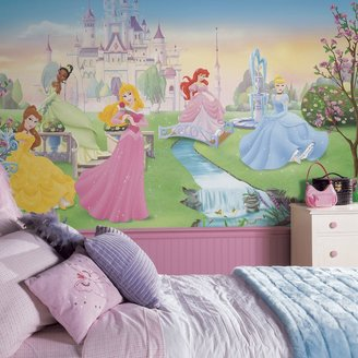 Mural Roommates Disney Dancing Princess Wallpaper
