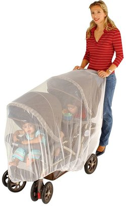 J is for Jeep Double Stroller Netting