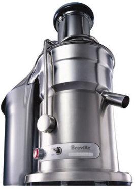 Breville Die-Cast Juice Fountain Elite Juicer