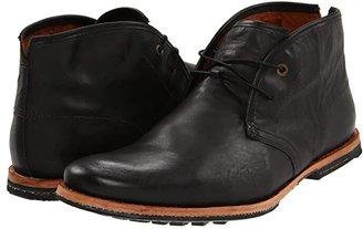 Timberland Wodehouse Plain Toe Chukka (Burnished Dark Brown) Men's Lace-up Boots