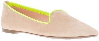 Pretty Ballerinas neon edge loafer