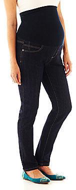 Tala Jeans Tala Maternity Patch Pocket Skinny Jeans