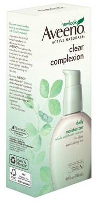 Aveeno Clear Complexion Clear Complexion Daily Moisturizer- 4 Oz