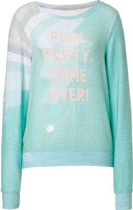 Wildfox Couture Pool Party Sweatshirt