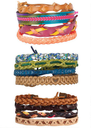 Delia's Savina Tonal Bracelet 4-Pack