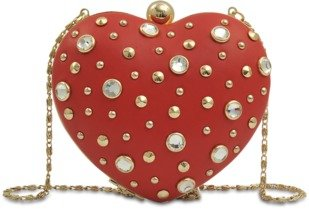 Juicy Couture Juicy At Heart clutch