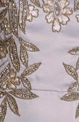 Sue Wong Embellished Sheath Dress