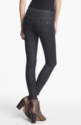 Rag and Bone 'Devi' Lace Up Jeans