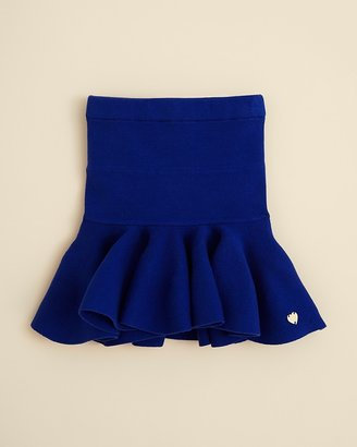 Juicy Couture Girls' Structured Skirt - Sizes 2-5