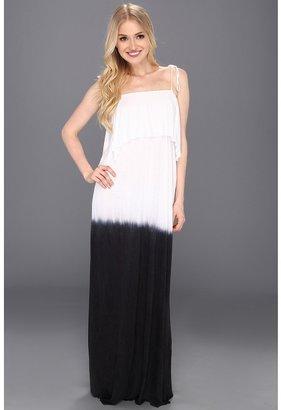 Brigitte Bailey Elina Maxi Dress (Grey) - Apparel