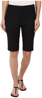 Nic+Zoe The Perfect Short (Black Onyx) Women's Shorts
