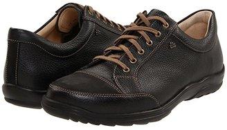 Finn Comfort Alamo - 1288 (Black) Men's Lace up casual Shoes
