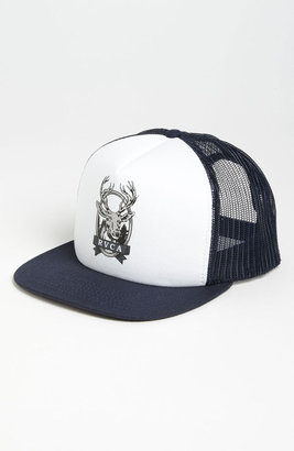RVCA 'Deer Head' Trucker Hat