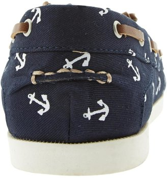 Old Navy Women's Printed Boat Shoes