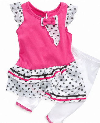 Nannette Kids Set, Little Girls Tunic and Leggings