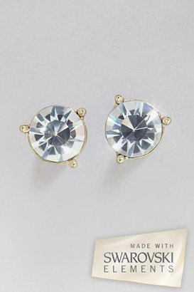 Swarovski Crystal Stud Earrings made with ELEMENTS