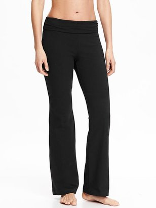 Old Navy Fold-Over Yoga Pants