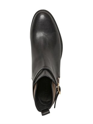 Burberry 20mm Richardson Leather Ankle Boots