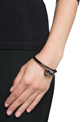 MANGO Screws metal bracelet