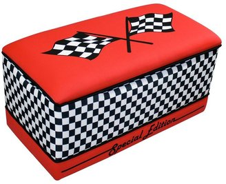 Harmony Kids Race Car Toy Box