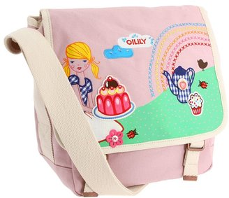 Oilily Picnic Shoulder Bag (Pink) - Bags and Luggage