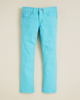 GUESS Girls' DareDevil Skinny Overdyed Jeans - Sizes 7-16