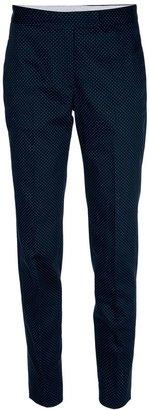 Paul Smith Black Label polka dot trouser