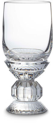 """Baccarat Variations"""" White Wine Glass"""