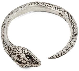 Pamela Love Serpent Ring in Sterling Silver