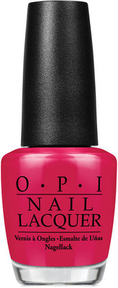 Opi Nail Lacquer, I'm Not Really a Waitress $10 thestylecure.com