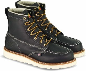 "Thorogood 804-4200 Men's American Heritage 6"" Moc Toe MAXwear Wedge Safety Boot"