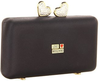 Love Moschino JC4124PP0W (Black) - Bags and Luggage