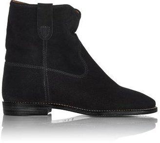 Isabel Marant Étoile Women's Crisi Ankle Boots-BLACK