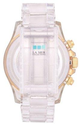 La Mer 'Carpe Diem' Chronograph Watch, 45mm x 13mm