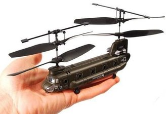 CHINOOK Cobra R/C 3 Channel Mini Helicopter