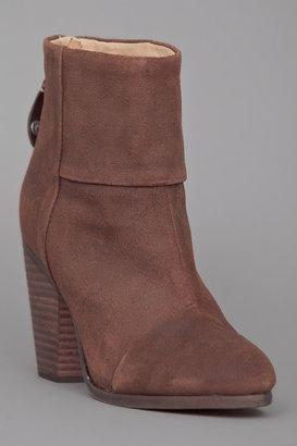 Rag and Bone Rag & Bone Classic Newbury Leather Booties Brown