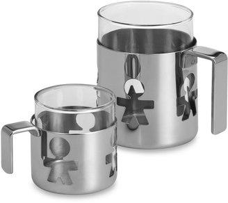 Alessi Girotondo Cups