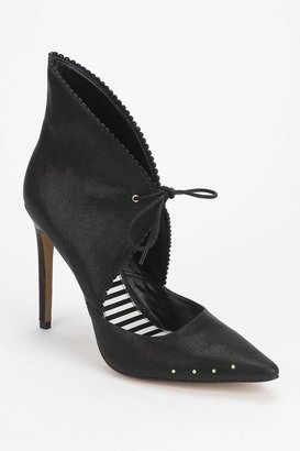 Betsey Johnson Strut Heeled Ankle Boot