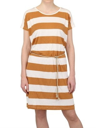 Des Petits Hauts Stripey Jersey Dress