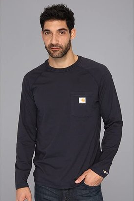 Carhartt Force(r) Cotton Delmont Long-Sleeve T-Shirt