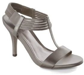 Kenneth Cole Reaction 'Know Way' Satin T-Strap Shoes