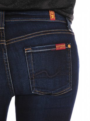 7 For All Mankind The Skinny in Merci Blue