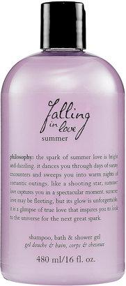 philosophy Falling In Love Summer Shampoo, Bath & Shower Gel