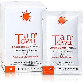 TanTowel Tan Towel Tan Towel 3-in-1 Exfoliating Towelette