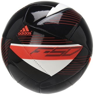 adidas F50 X-ite Soccer Ball (Black/Infrared/Silver) - Accessories