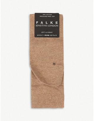 Falke London sensitive socks