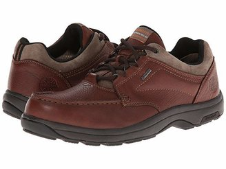 Dunham Exeter Low Gore-Tex(r) Waterproof (Brown) Men's Lace up casual Shoes
