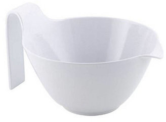CURTIS STONE Hold Me Medium Melamine Mixing Bowl